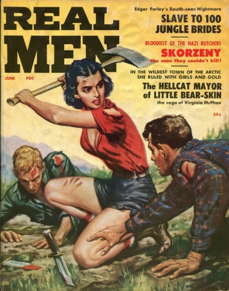 Real Men, juni 1959