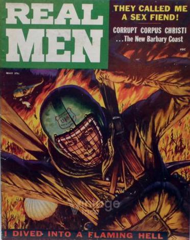 Real Men, maj 1956