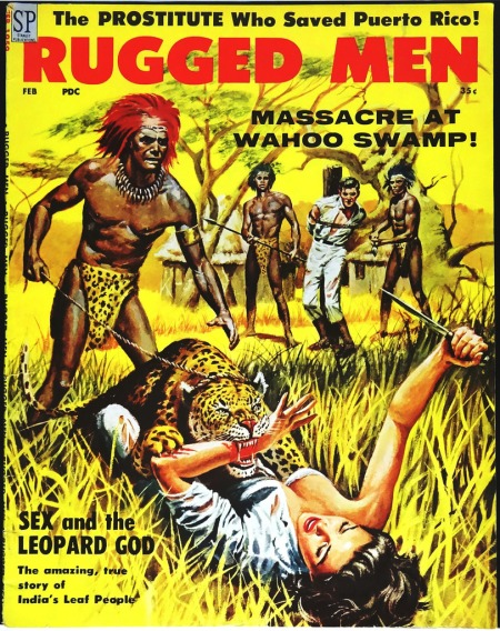 Rugged Men, februar 1956