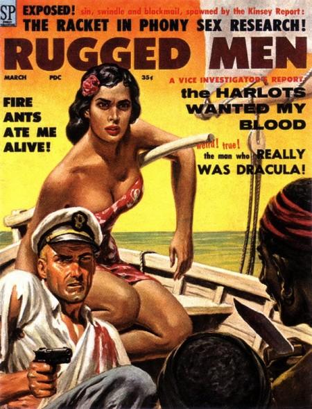 Rugged Men, marts 1957