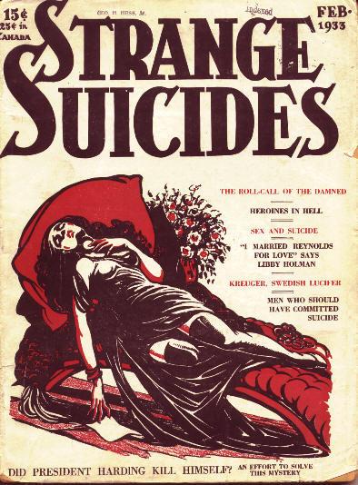 Strange Suicides, februar 1933