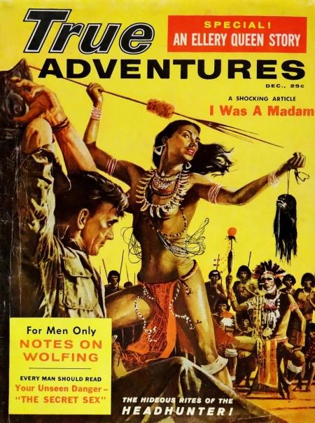 True Adventures, december 1957