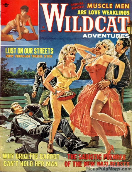 Wildcat Adventures, september 1958