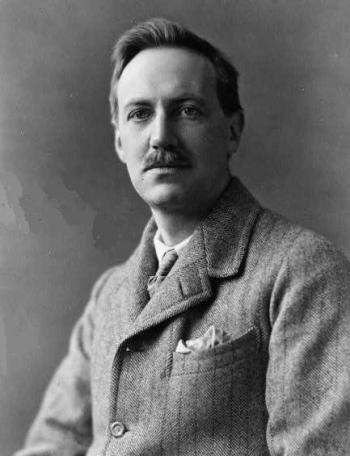 Edward John Moreton Drax Plunkett, 18. Baron af Dunsany (24. juli 1878–25. oktober 1957)