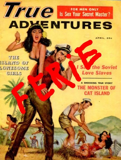 True Adventures, april 1959