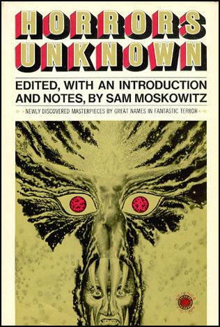 Hardcover, Walker & Co. 1971. Antologiens 1. udg.