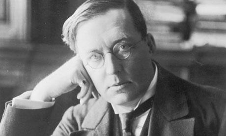 Montague Rhodes James (1. august 1862 – 12. juni 1936)