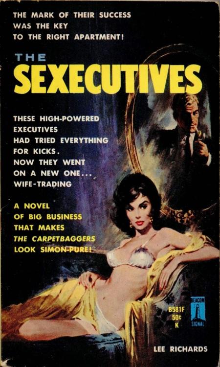 Paperback, Beacon Books 1963