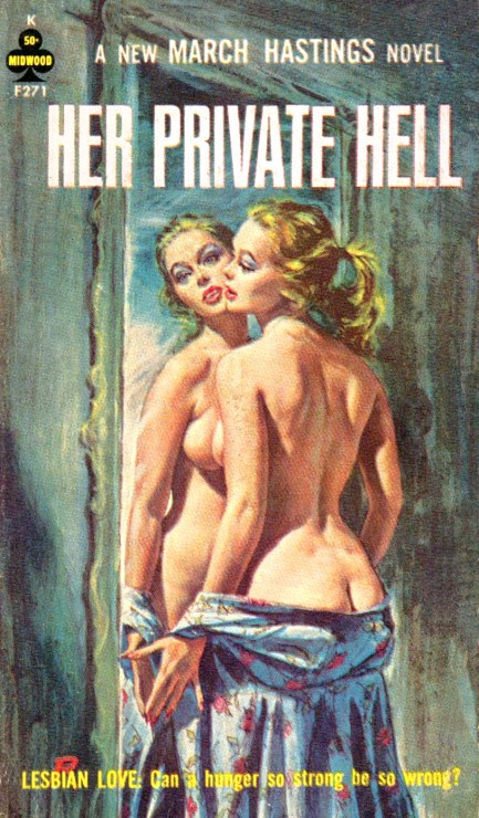 Paperback, Midwood-Tower 1963