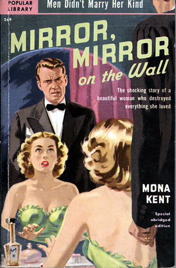 Paperback, Popular Library 1950