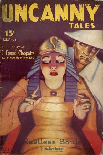Uncanny Tales, juli 1941
