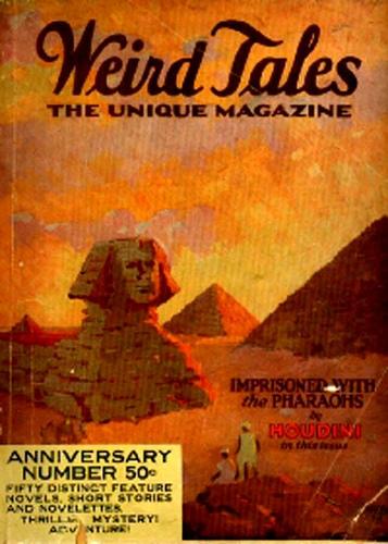 Weird Tales, maj-juli 1924