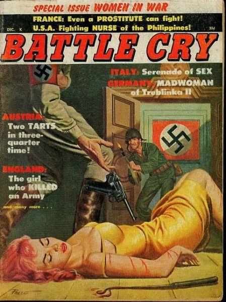 Battlecry, december 1958