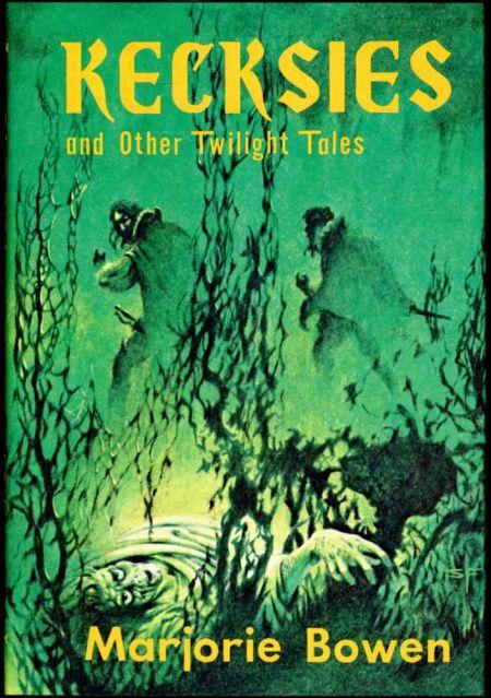 Hardcover, Arkham House 1976. Forsidens illustration er udført af fabelagtige Stephen Fabian
