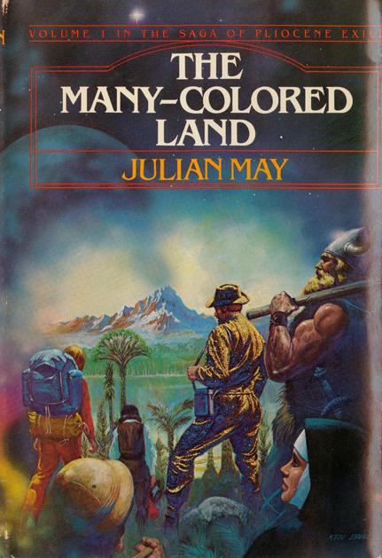Hardcover, Houghton-Mifflin 1981. Romanens 1. udgave