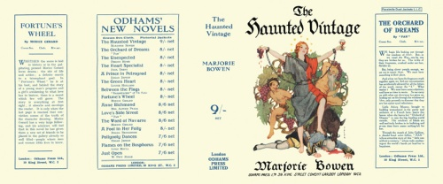 Hardcover, Odhams Press 1921