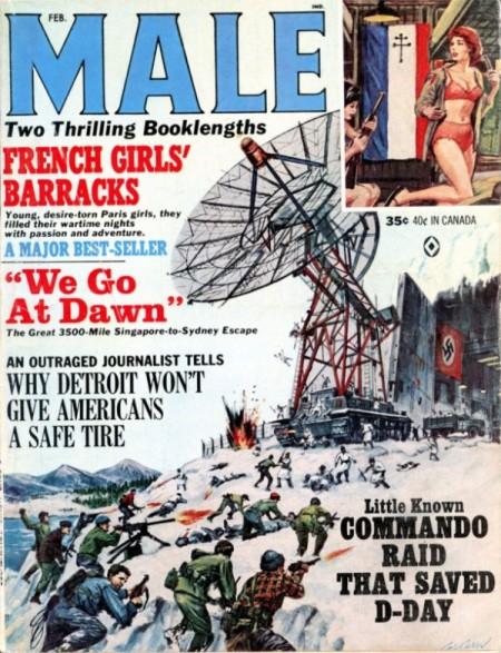 Male, februar 1965