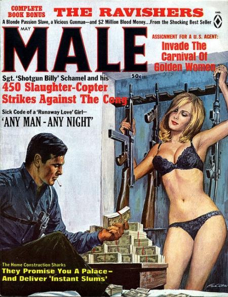 Male, maj 1967