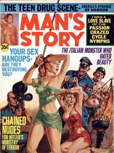 Man's Story, oktober 1967