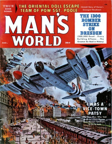 Man's World, august 1961