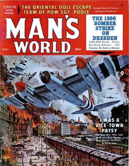 Man's World, august 1961