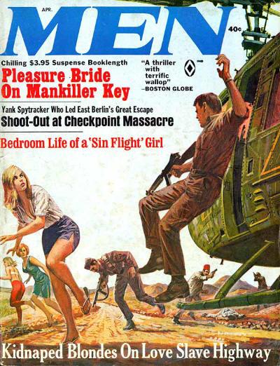 Men, april 1967
