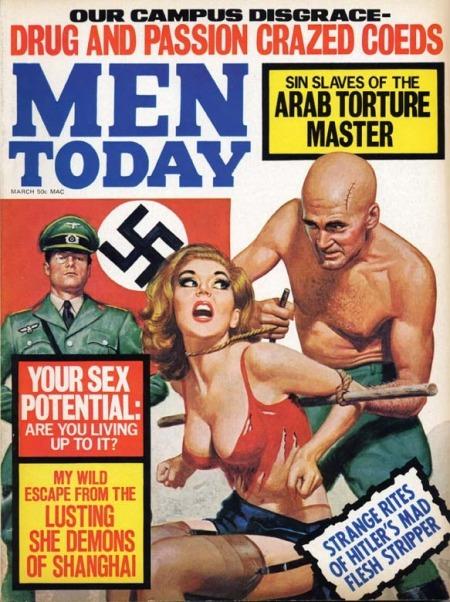 Men Today, marts 1968