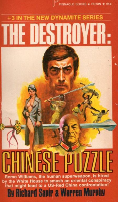 Paperback, Pinnacle Books 1972