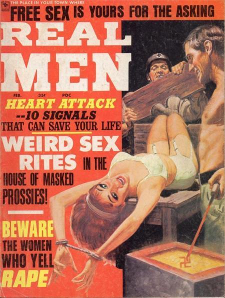 Real Men, februar 1968