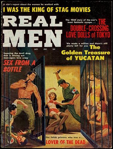 Real Men, oktober 1966