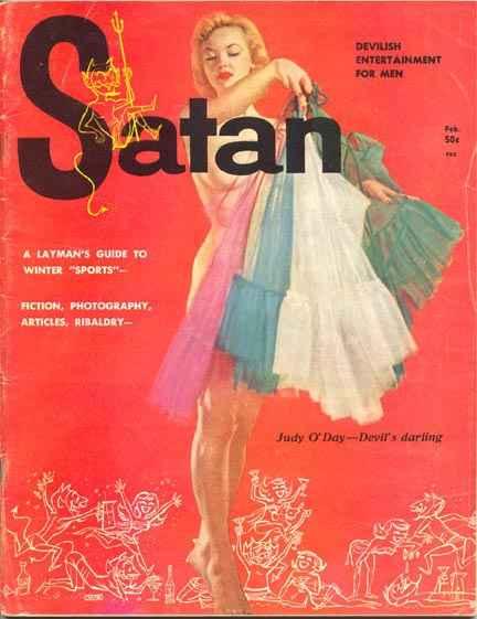 Satan, februar 1957