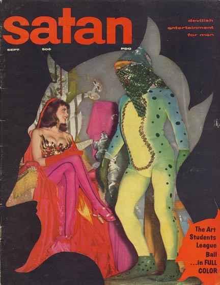 Satan, september 1957