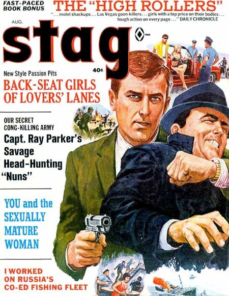 Stag, august 1967