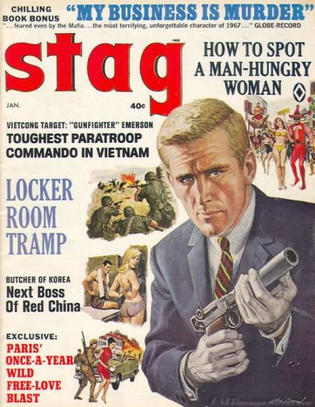 Stag, januar 1965