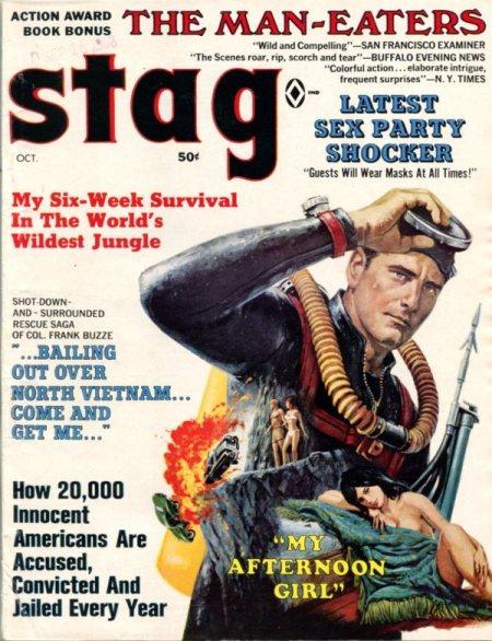 Stag, oktober 1968