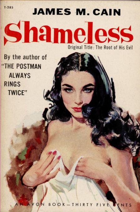Paperback, Avon 1960