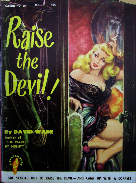 Paperback, Falcon Books 1952
