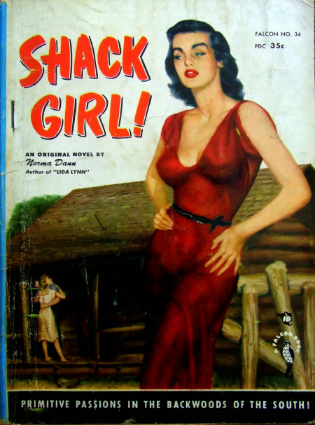 Paperback, Falcon Books 1953