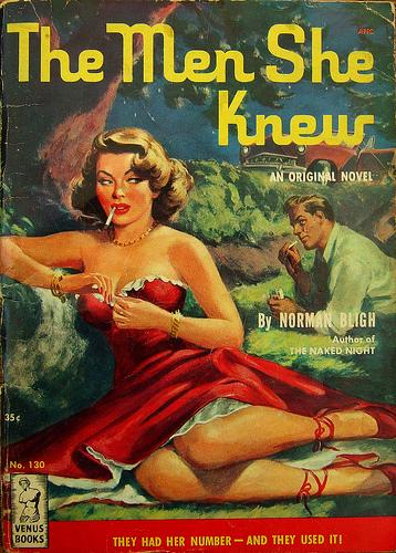 Paperback, Venus Books 1951