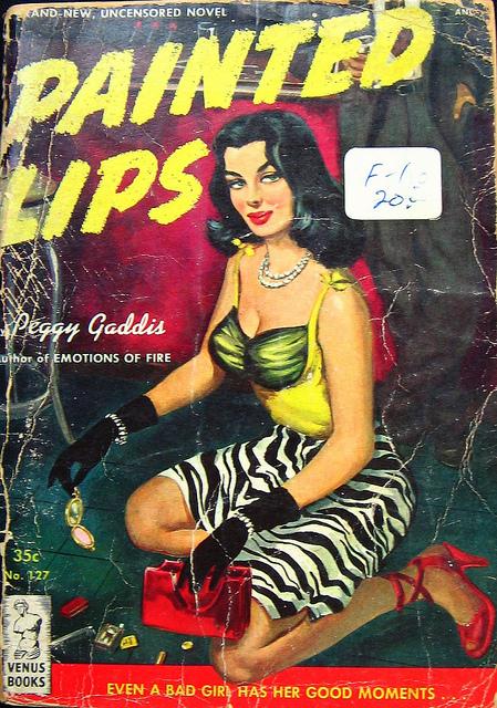 Paperback, Venus Books 1959