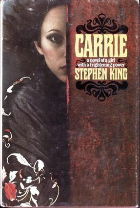 Hardcover, Douybleday 1974. Romanens 1. udgave