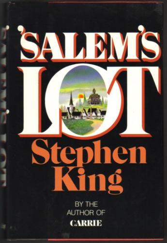 Hardcover, Doubleday 1975. Romanens 1. udgave