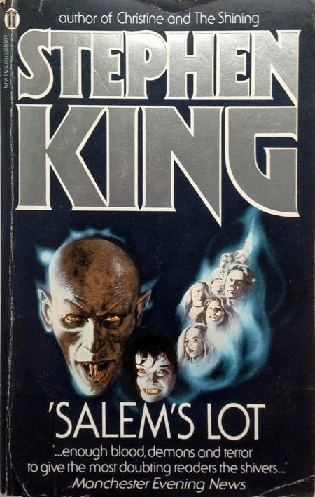 Paperback, New English Library 1987. Navnet på forsidens skaber er ikke oplyst
