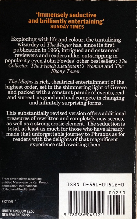 Paperback, Panther Books 1977