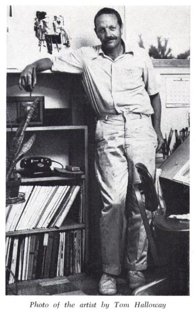 Mitchell Hooks (1923 - 2013)