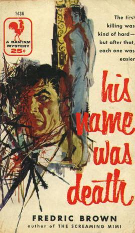 Paperback, Bantam Books 1956