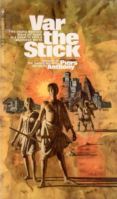 Paperback, Bantam Books 1973