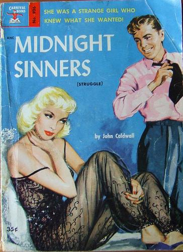 Paperback, Carnival Books 1961