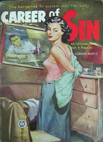 Paperback, Croydon 1953