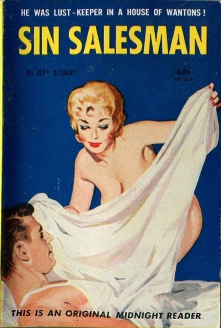 Paperback, Midnight Reader1962